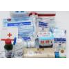 含急救用品家庭药箱工厂学校医药箱塑料双层急救箱应急箱全套套装